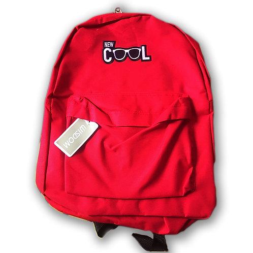 New Cool OG Bookbag (Red)