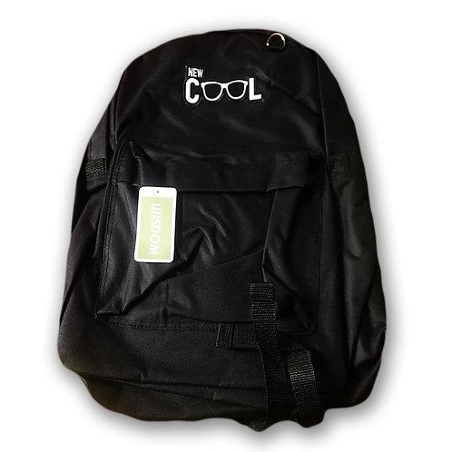 New Cool Bookbag (Black)