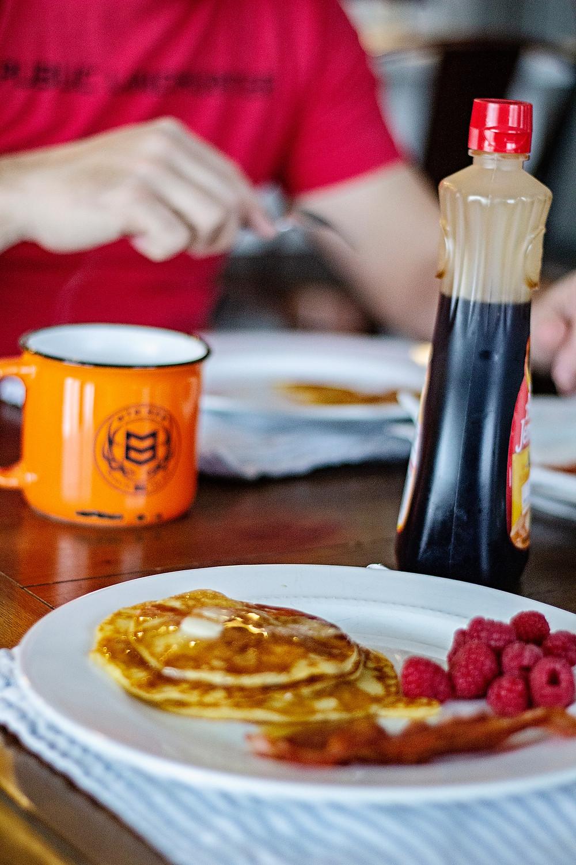 Mtn Ops Protein Powder Pancakes