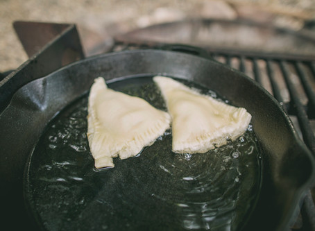 How to Make Hand Pies for Camp Cooking