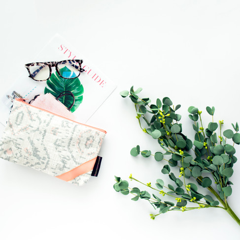 Styled Flat Lay Photography