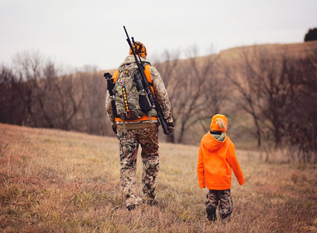 7 Tips for Hunting with Kids