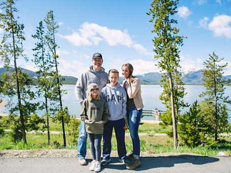Colorado Family Road Trip