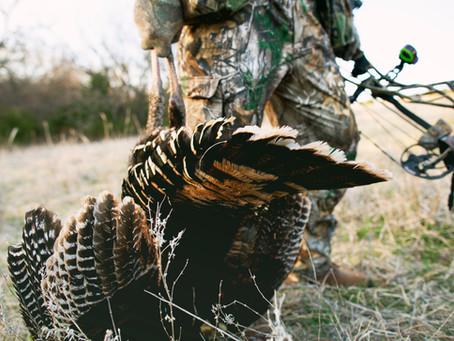 Public Land Spring Turkey Hunt in Nebraska