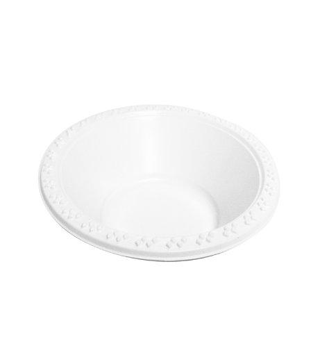 จานขาว หลุม T 0030