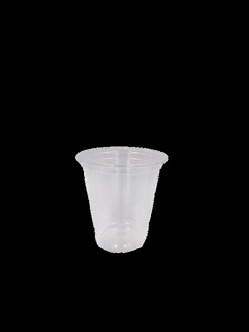 แก้วพลาสติก PP 12 ออนซ์ ปาก 85 ลอนใส