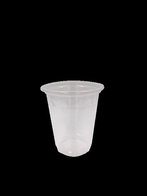 แก้วพลาสติก PP 16 ออนซ์ ปาก 95 ลอนใส