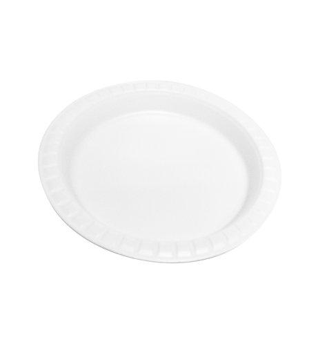จานขาว T 0031