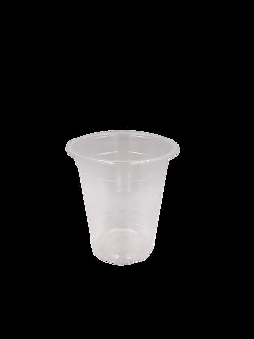 แก้วพลาสติก PP 12 ออนซ์ ปาก 95 (360 cc) เรียบใส
