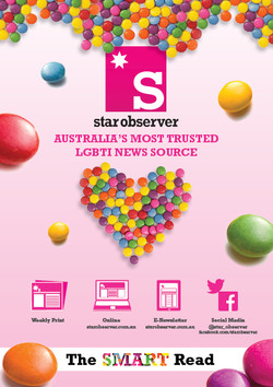 A5 Star Observer Ad