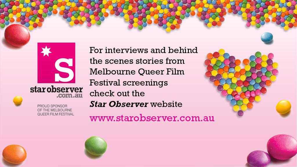 Star Observer Movie Screen Ad