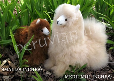 Stuffed Alpaca
