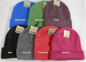 Dyed Watch Caps