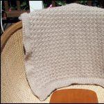 Alpaca Lap Blanket