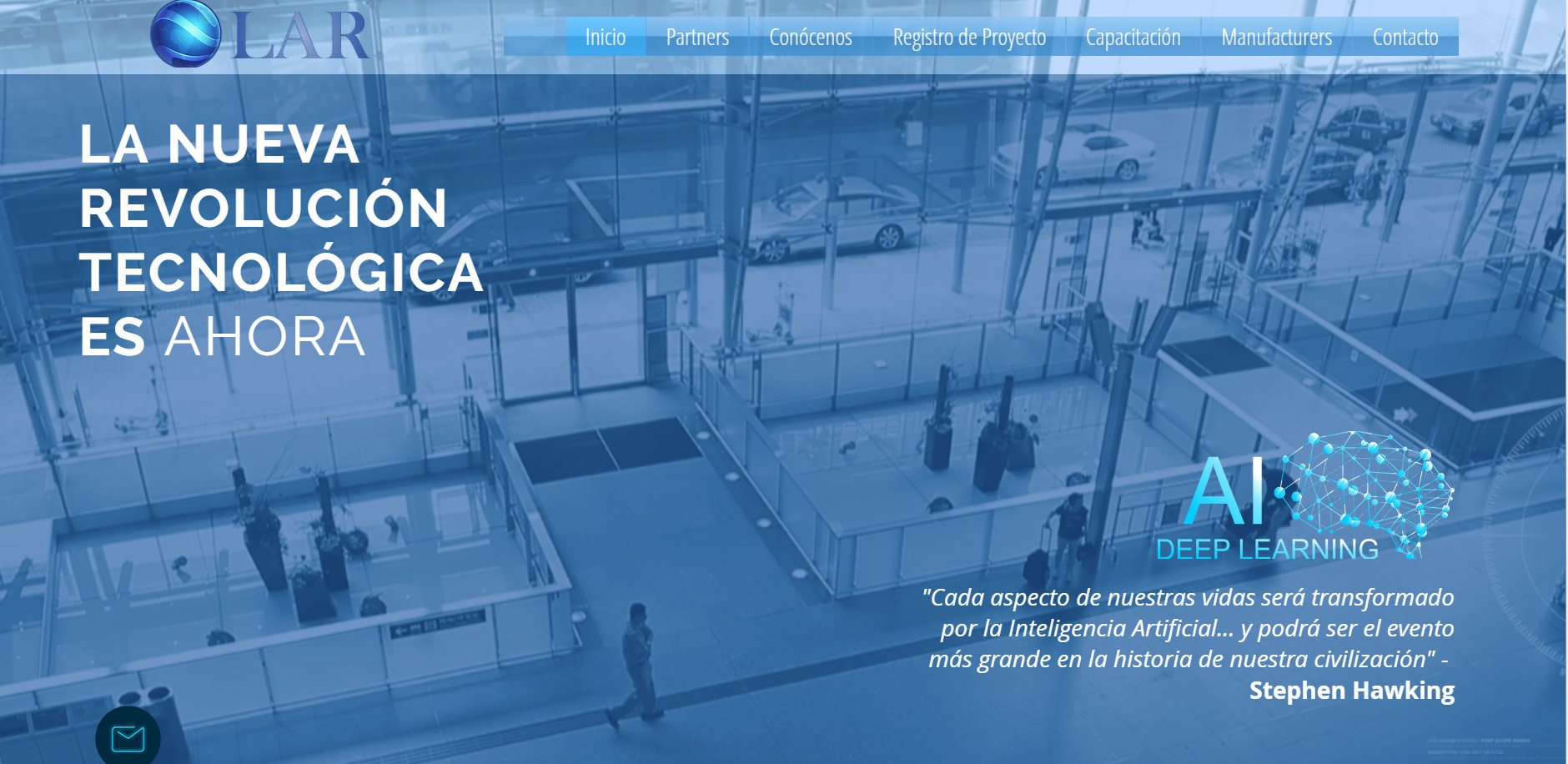 Manufacturers | LAR REPS