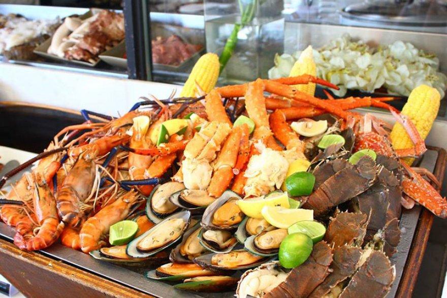 Hua Hin Seafood buffet