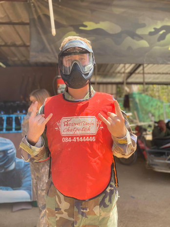 Dansk arbejde i thailand
