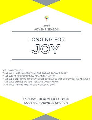 South Grandville Chuch 2018 Advent Joy.j