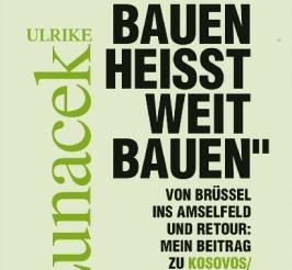 Ulrike Lunacek präsentiert ihr neues Buch!