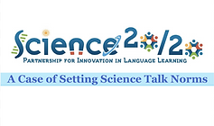 Case of Science Talk Norms