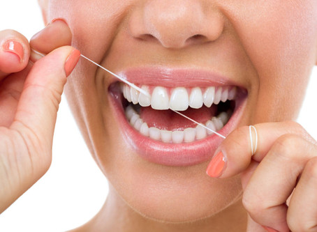 DO YOU HAVE BLEEDING GUMS ?