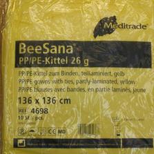 Meditrade - BeeSana PP/PE-Kittel 26g
