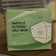 KINGFA – Particle Filtering Half Mask - FFP3