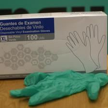Disposable Vinyl Examiniation Handschuhe