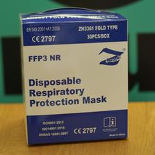 Zhongzhi - Disposable Respiratory Protection MaskFFP3 NR