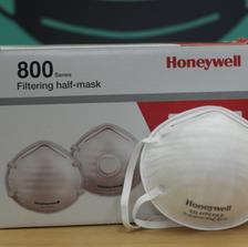 Honeywell - Filtering half-mask 800 Series