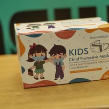 FDA CE - Kids Mund Nasen Maske