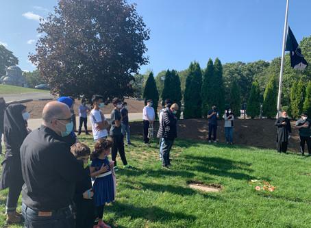 Annual Event @ Gethsemane Cemetery 2020