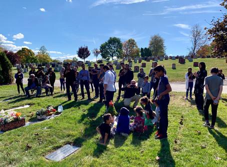 Annual Event @ Gethsemane Cemetery