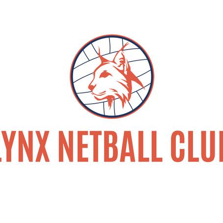 Lynx Netball Club Raffle Winners