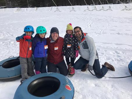 Snow Tubing 2020
