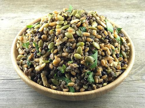 Medium Salad:  Cypriot Grain