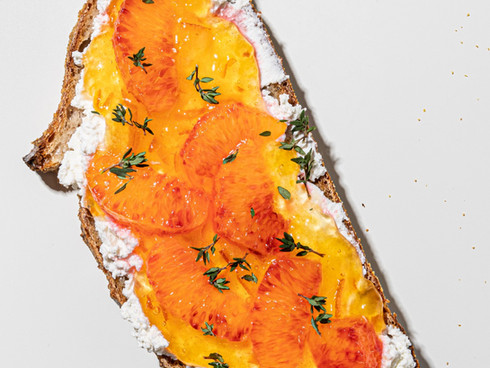 Everything to Put on Toast That's *Not* Avocado