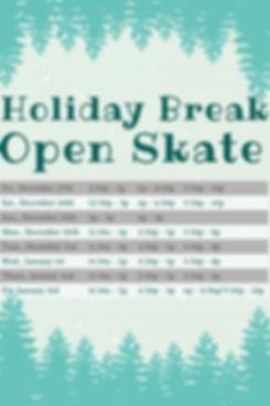 Copy of Green Winter Festival Poster Tem