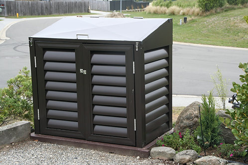 Rubbish Storage Bin Shed Storage