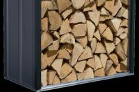 Firewood Rack Shed