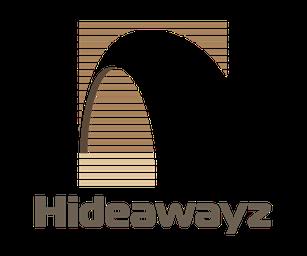Hideawayz wheelie bin storage sheds