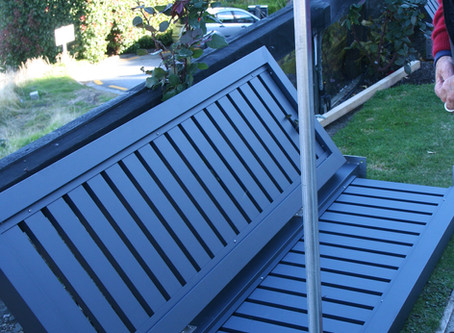 Queenstown: Gas Bottle Protector Installed in Great Surrounds