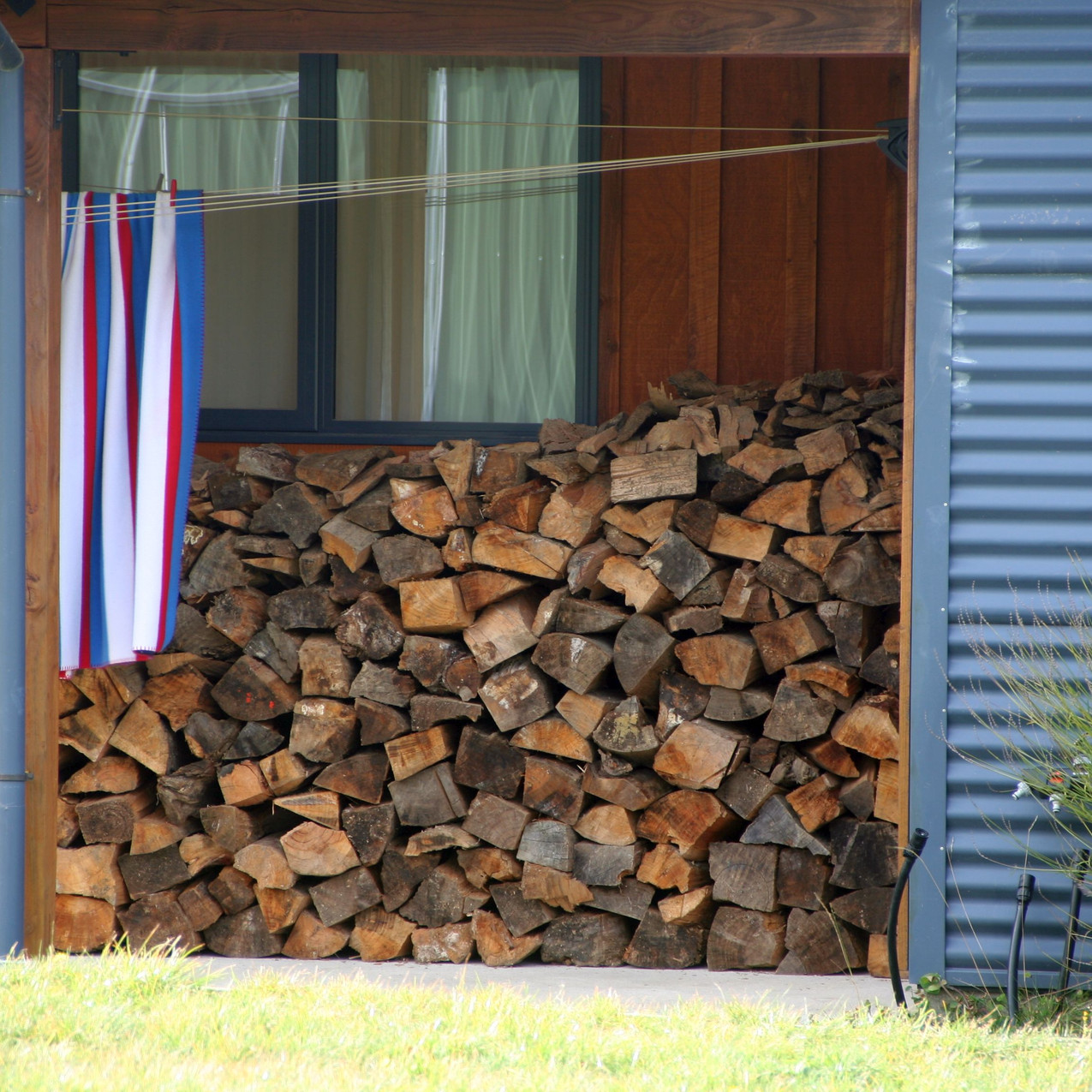 Firewood Sheds for New Zealand