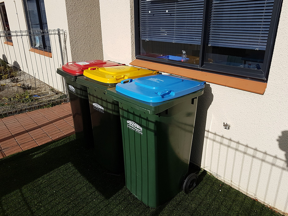 Wheelie Bins for Queenstown and Wanaka