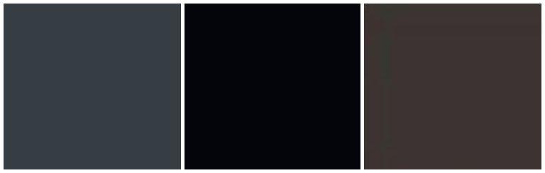 Hideawayz Colours now include Black