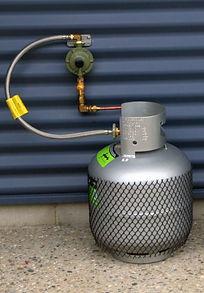 Hideawayz 9kg Gas Bottle Locker