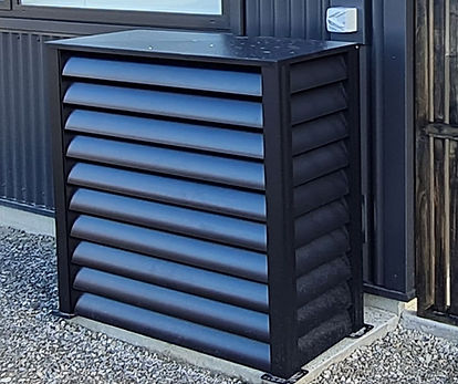 Large Heat Pump Cover from HUNA Covers and Sheds