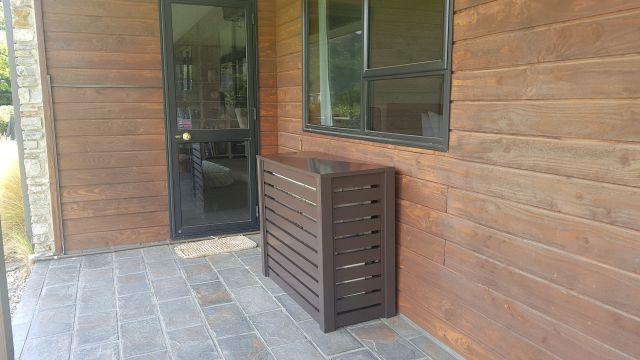 Slat Design Heat Pump Unit