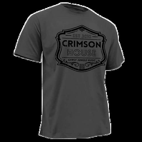 Men's Charcoal T-Shirt