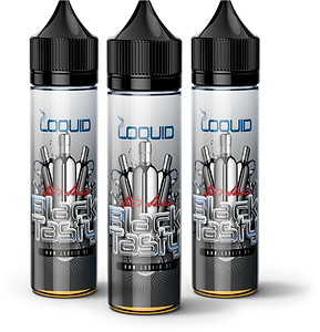 Loquid BlackTasty Lakritz Liquid